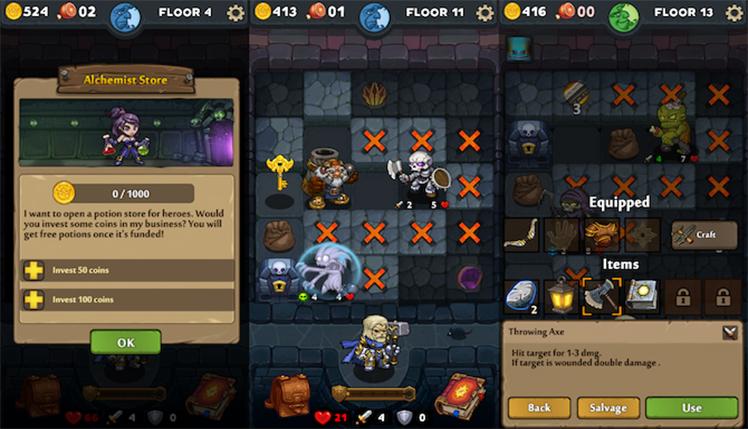 Dungelot: Shattered Lands download