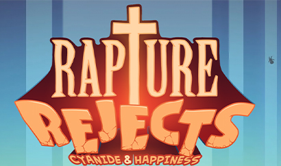 Rapture Rejects is a multiplayer battle royale top-down video game download