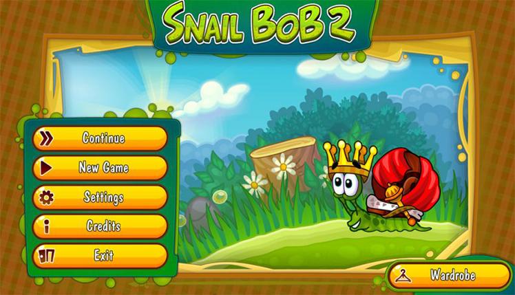 Snail Bob 2 Abgames