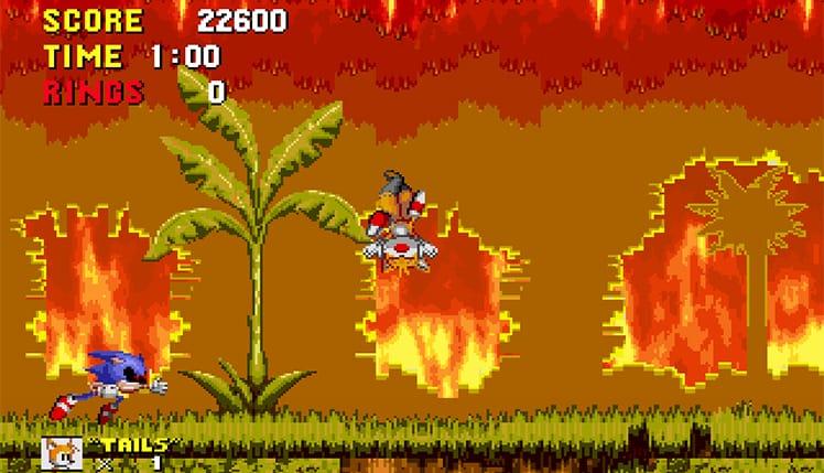 Sonic.EXE Screenshot 3