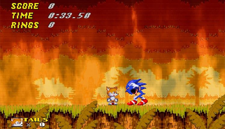 Sonic.EXE Screenshot 4
