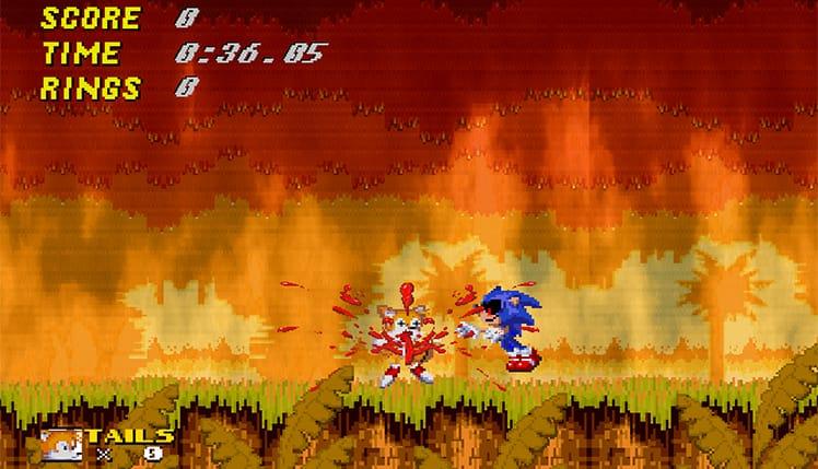 Sonic.EXE Screenshot 5