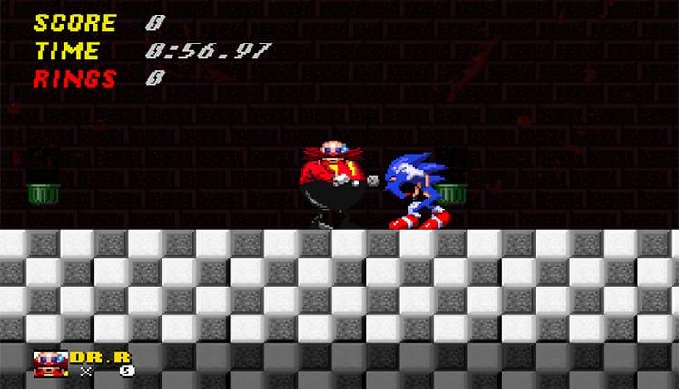 Sonic.EXE Screenshot 6