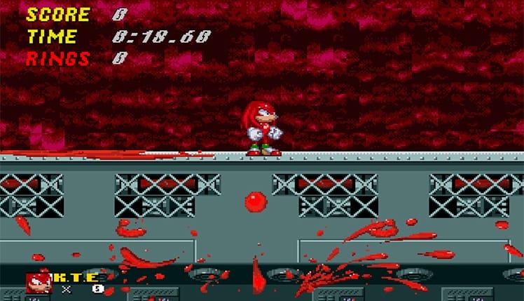Sonic.EXE Screenshot 7