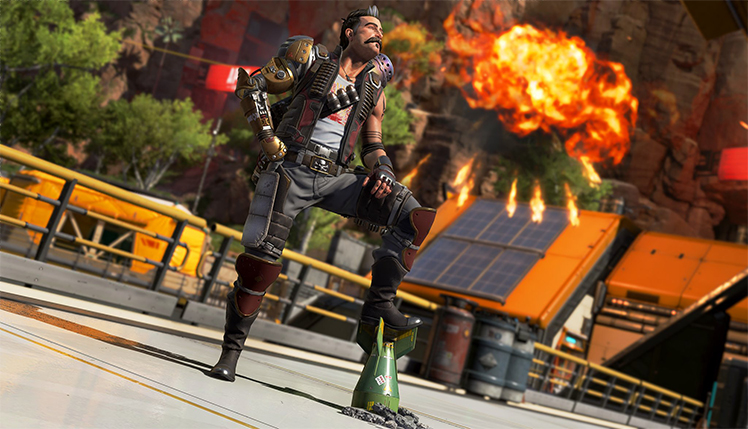 Apex Legends Season 8 - Mayhem | Credit: EA