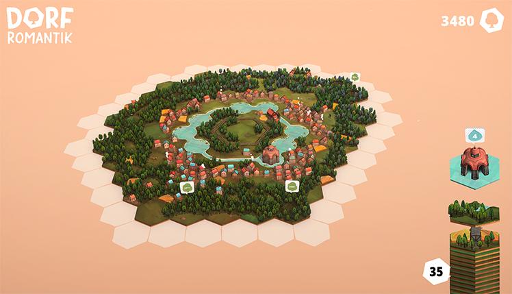Dorfromantik | Credit: Toukana Interactive