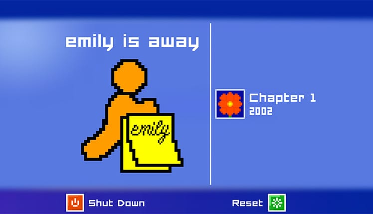 Emily is Away   Credit: Kyle Seeley