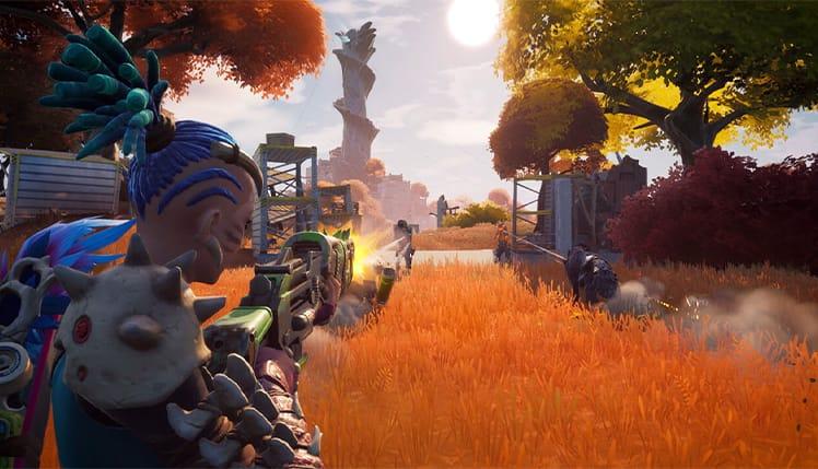 Fortnite, Chapter 2 - Season 6: Primal | Credit: Epic Games