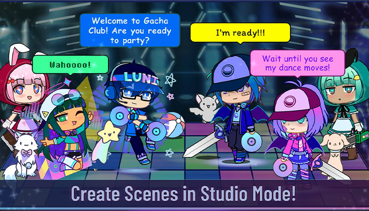Gacha Club Screenshot
