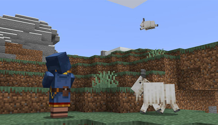 Minecraft   Credit: Mojang Studios, Microsoft Studios
