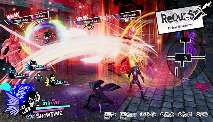 Persona 5 Strikers - ATLUS West