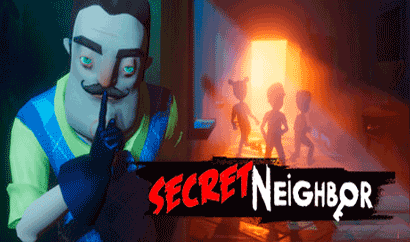 secret neighbor is a social horror multiplayer game