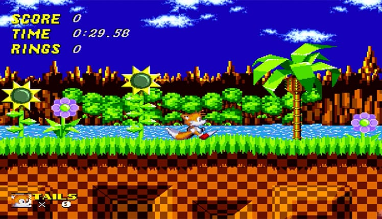 Sonic.EXE The Game Screenshot 1