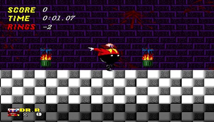 Sonic.EXE Screenshot 2